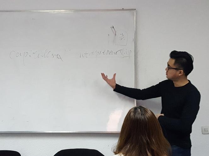 2017-18学年度企业家才能与市场过程的含义经济学研讨班第五讲:间接交换与货币