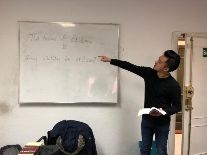 2017-18学年度企业家才能与市场过程的含义经济学研讨班第十二讲:交换的收益